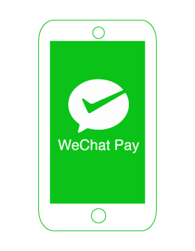 WeChat Pay chiang mai