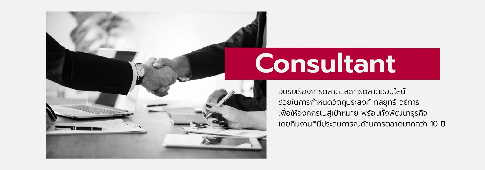 Marketing & Digital Marketing Consultant