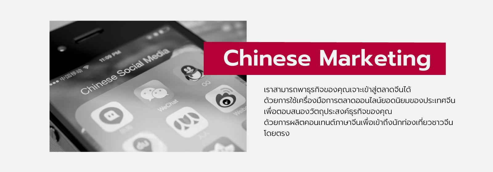 Chinese Marketing